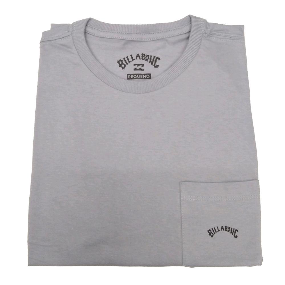 Camiseta Billabong Dune I Cinza