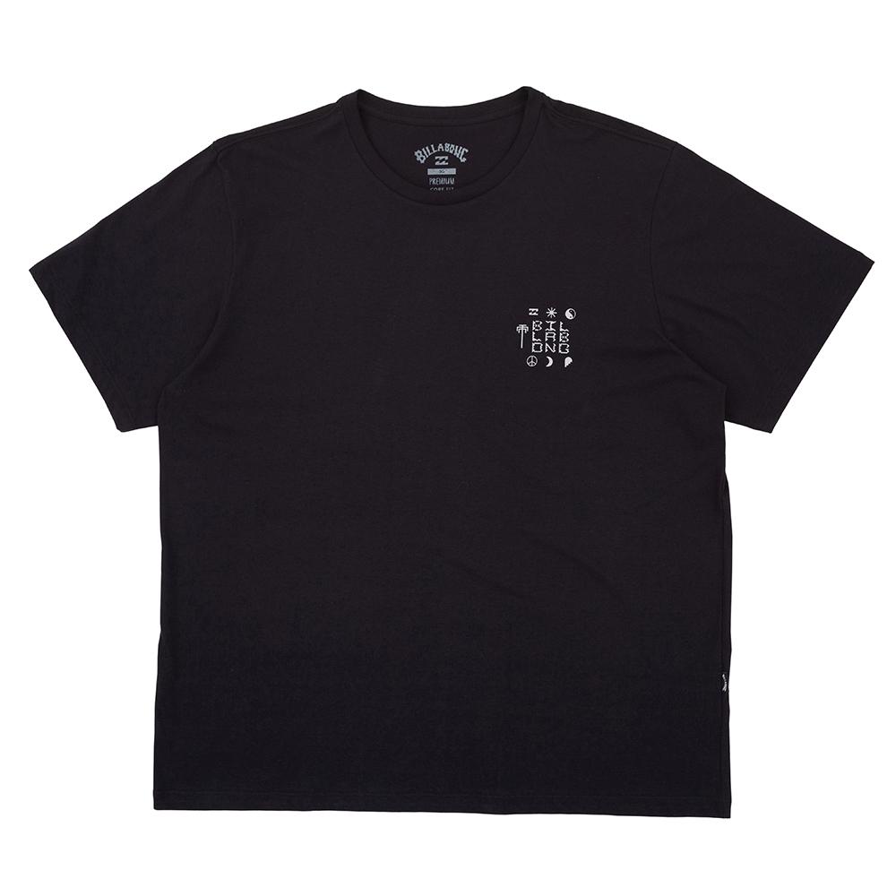 Camiseta Billabong Icon OVERSIZE