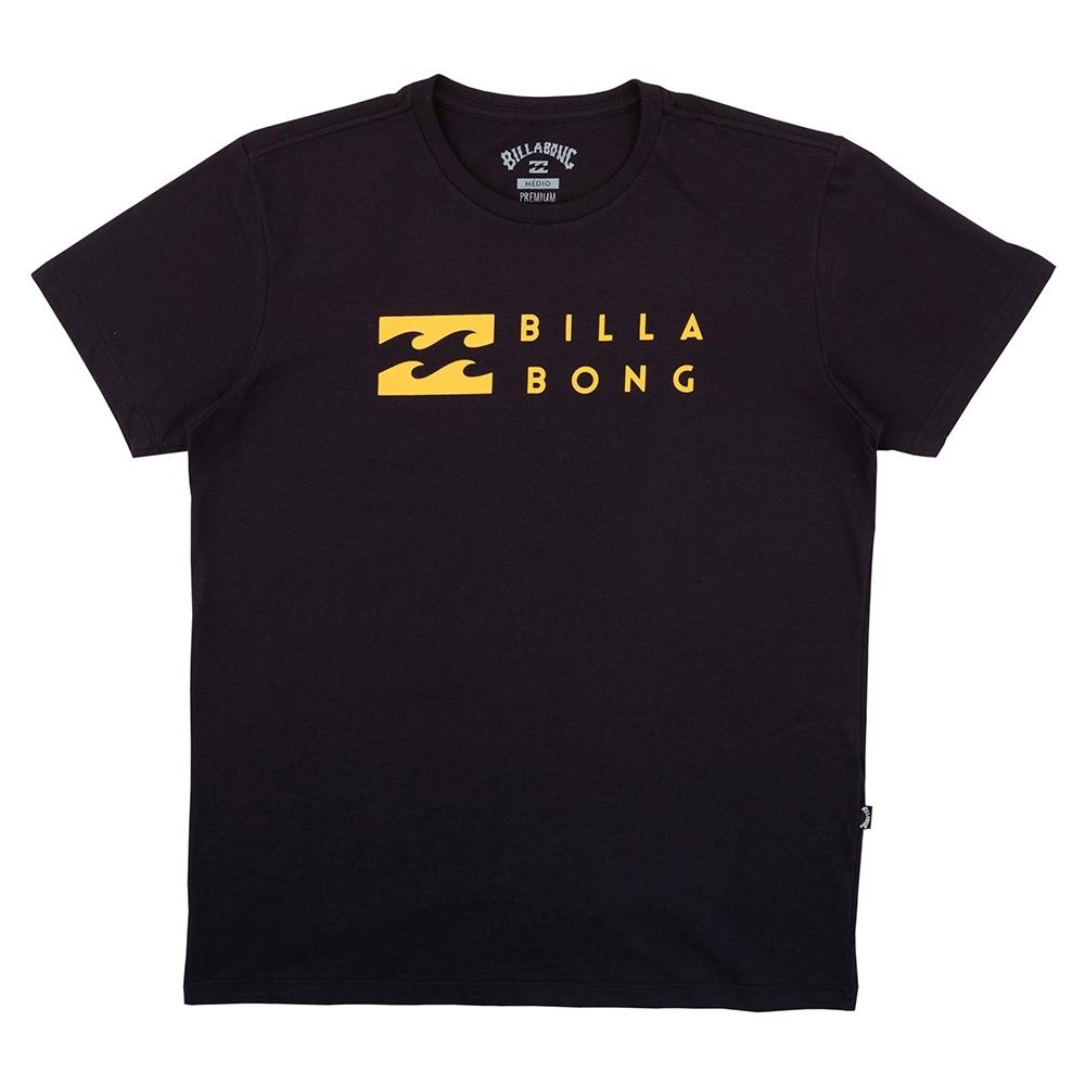 Camiseta Billabong United Preta