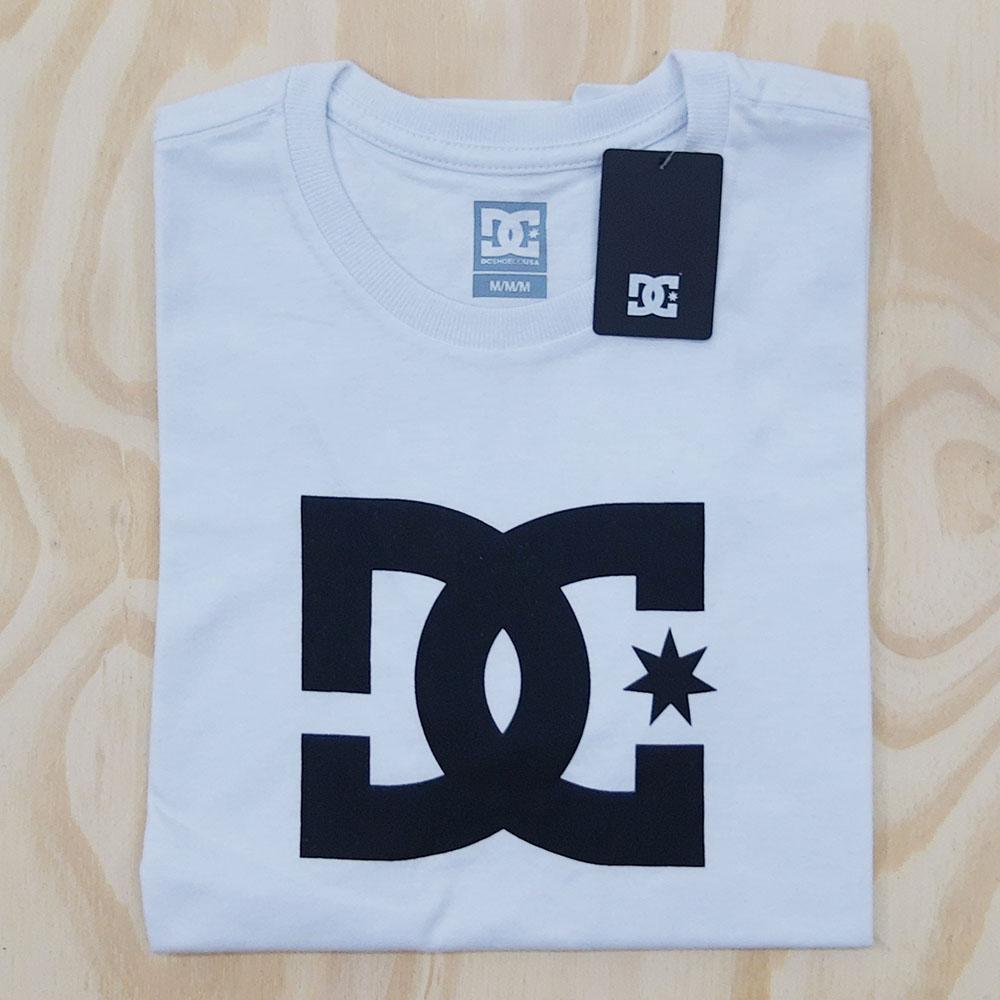 Camiseta DC Feminina Star I Branco