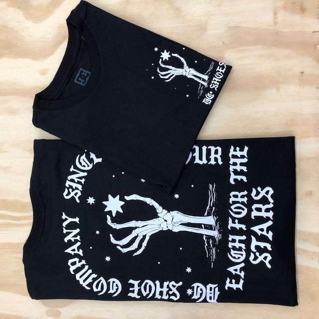 Camiseta DC Reach for It Preto