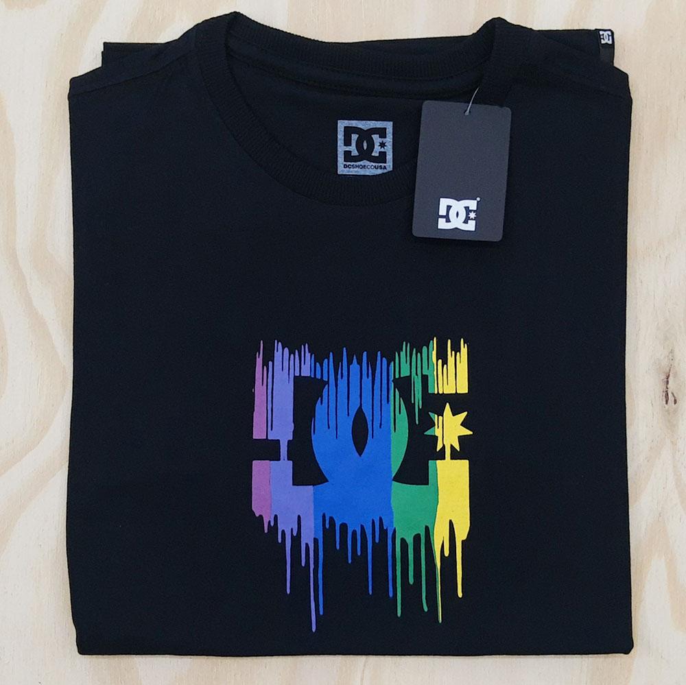 Camiseta DC Star Drip JUVENIL