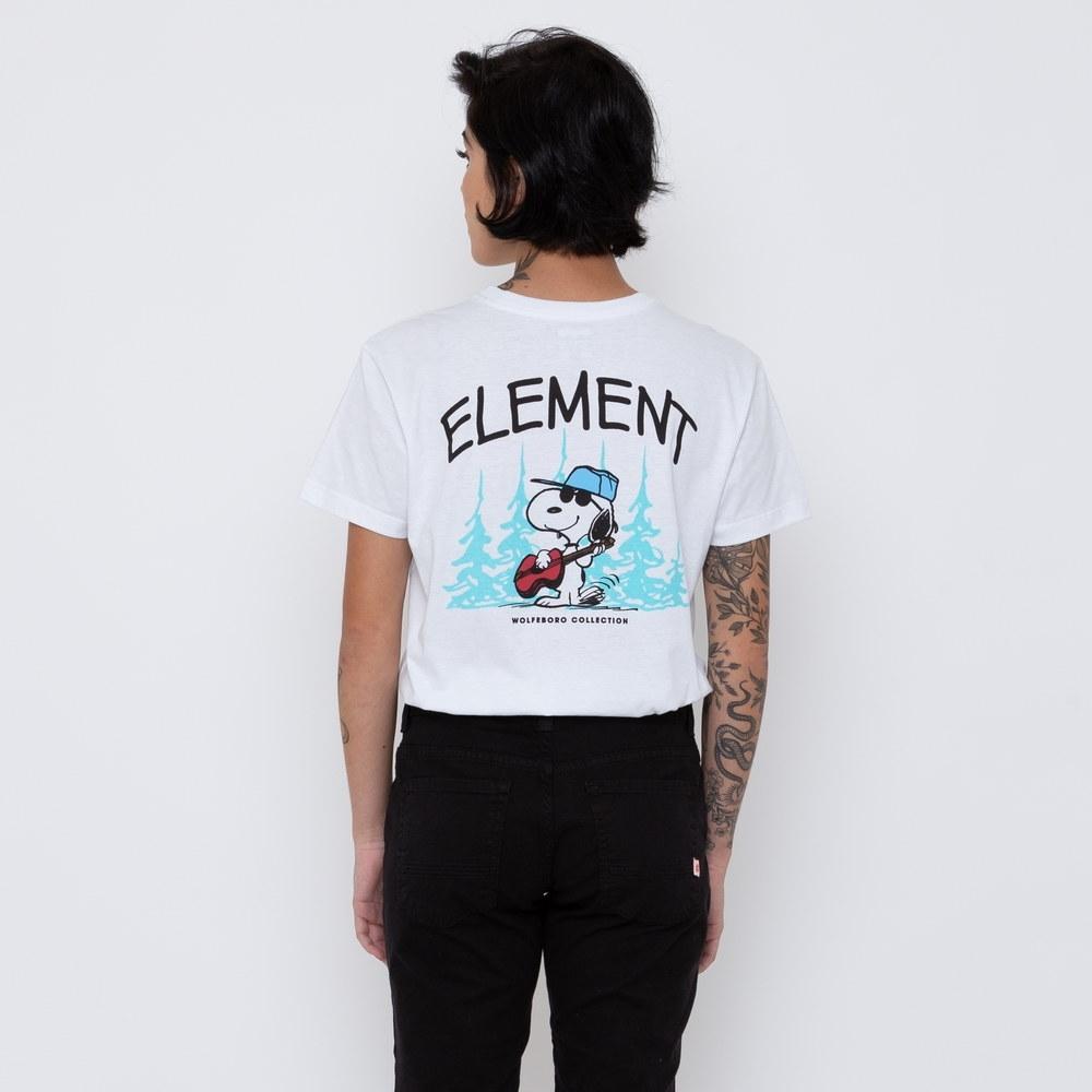 Camiseta Element Peanuts Good Times