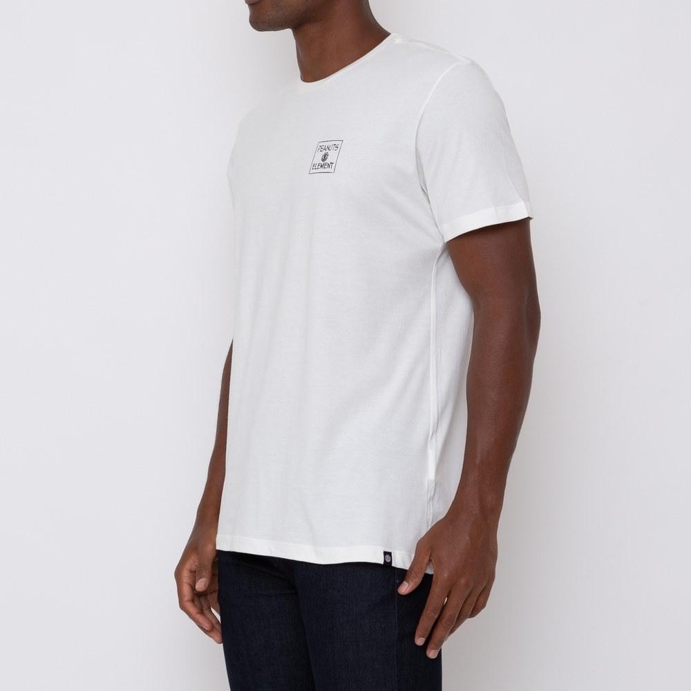 Camiseta Element Peanuts Page Off White