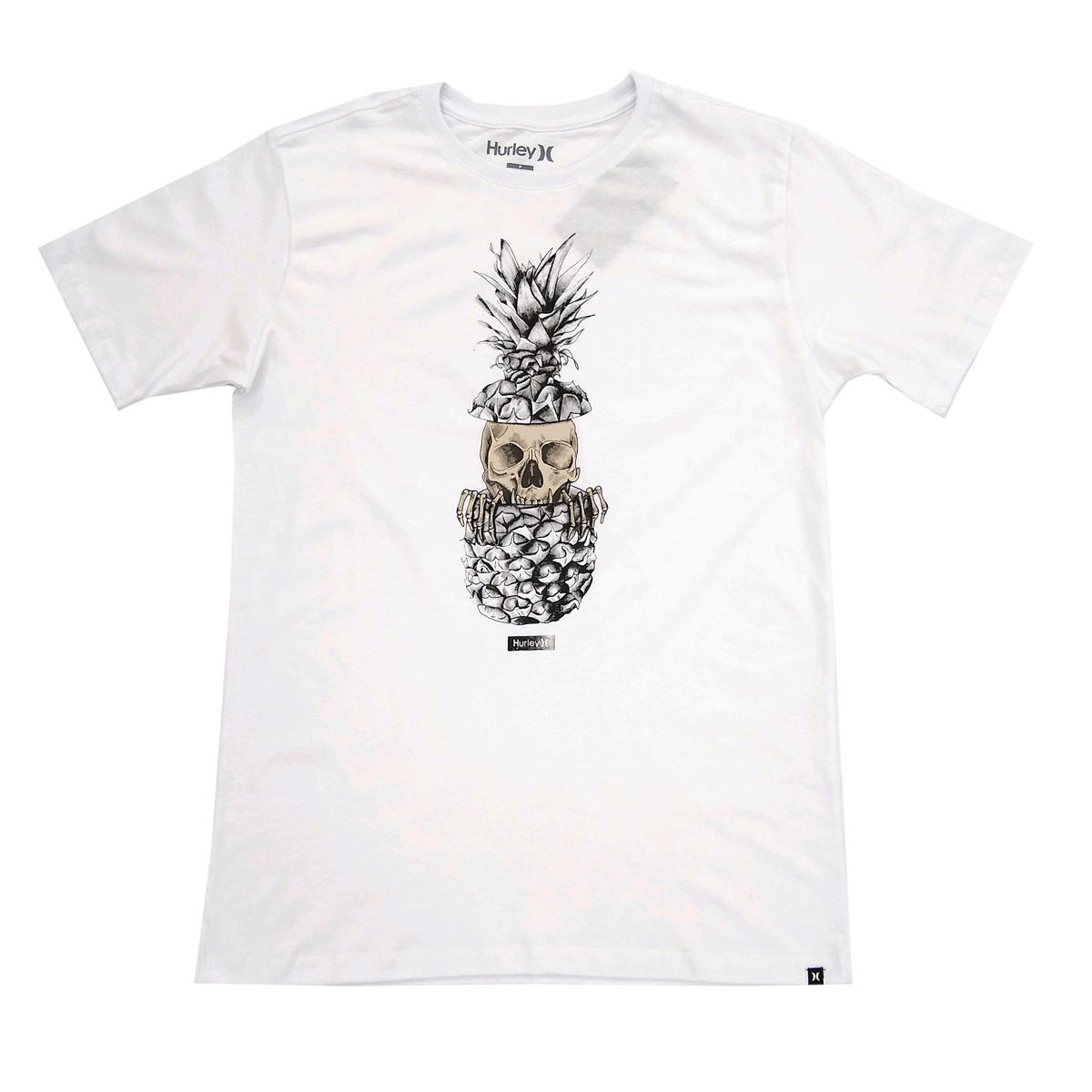 Camiseta Hurley Everyday Peeks Branco
