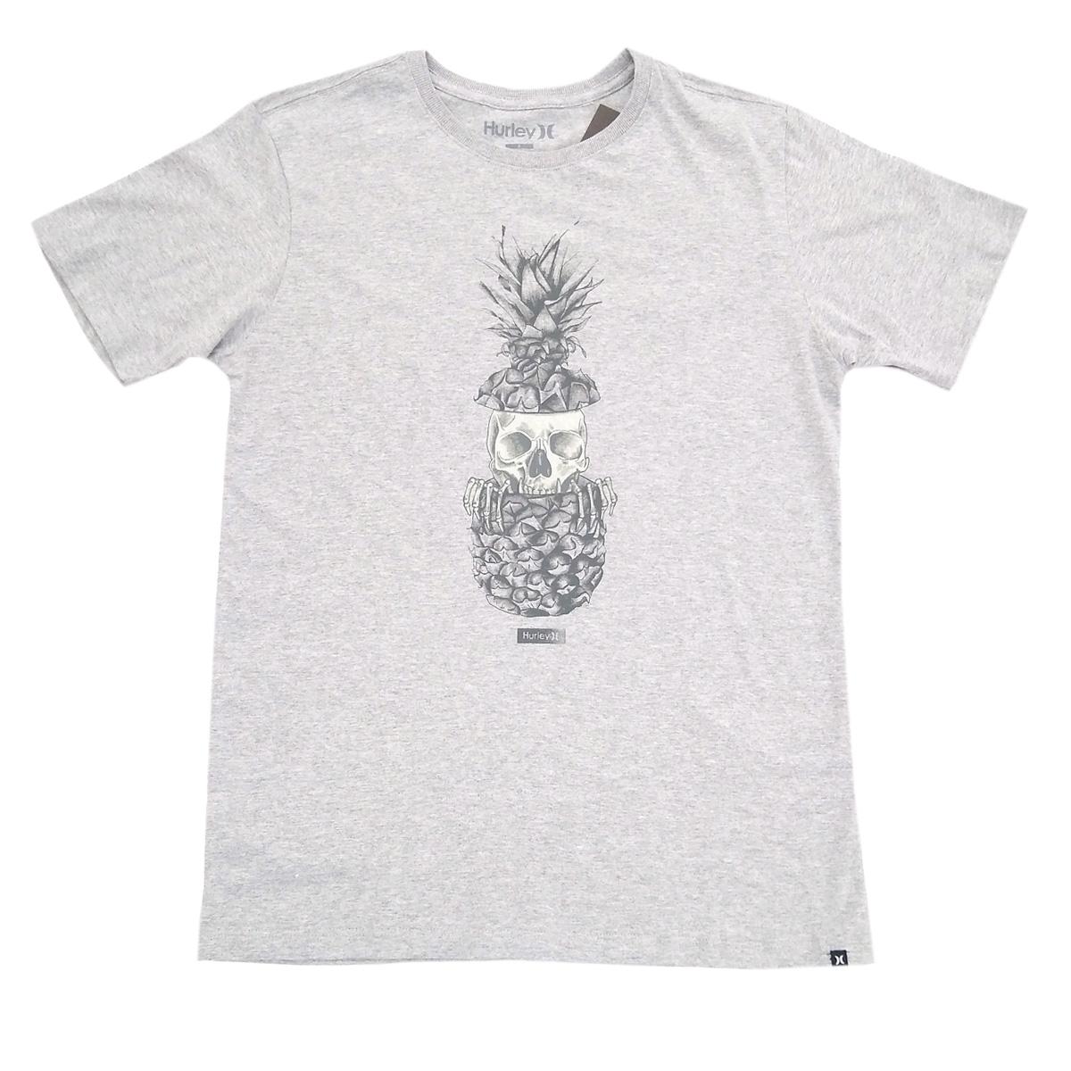 Camiseta Hurley Everyday Peeks Cinza