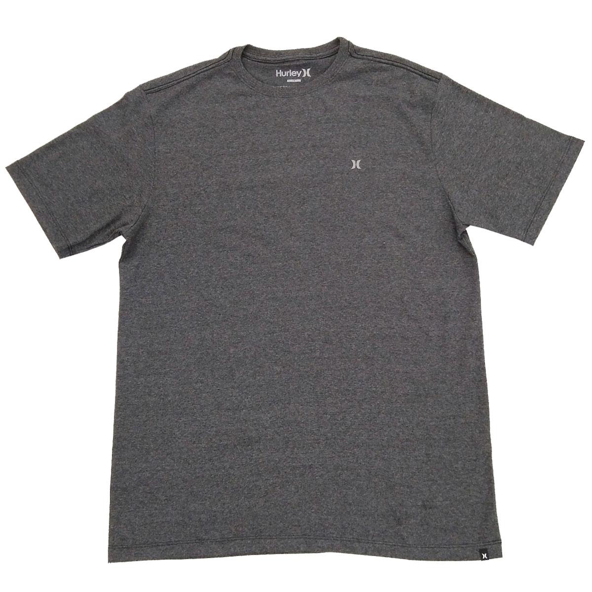 Camiseta Hurley Mini Icon Grafite