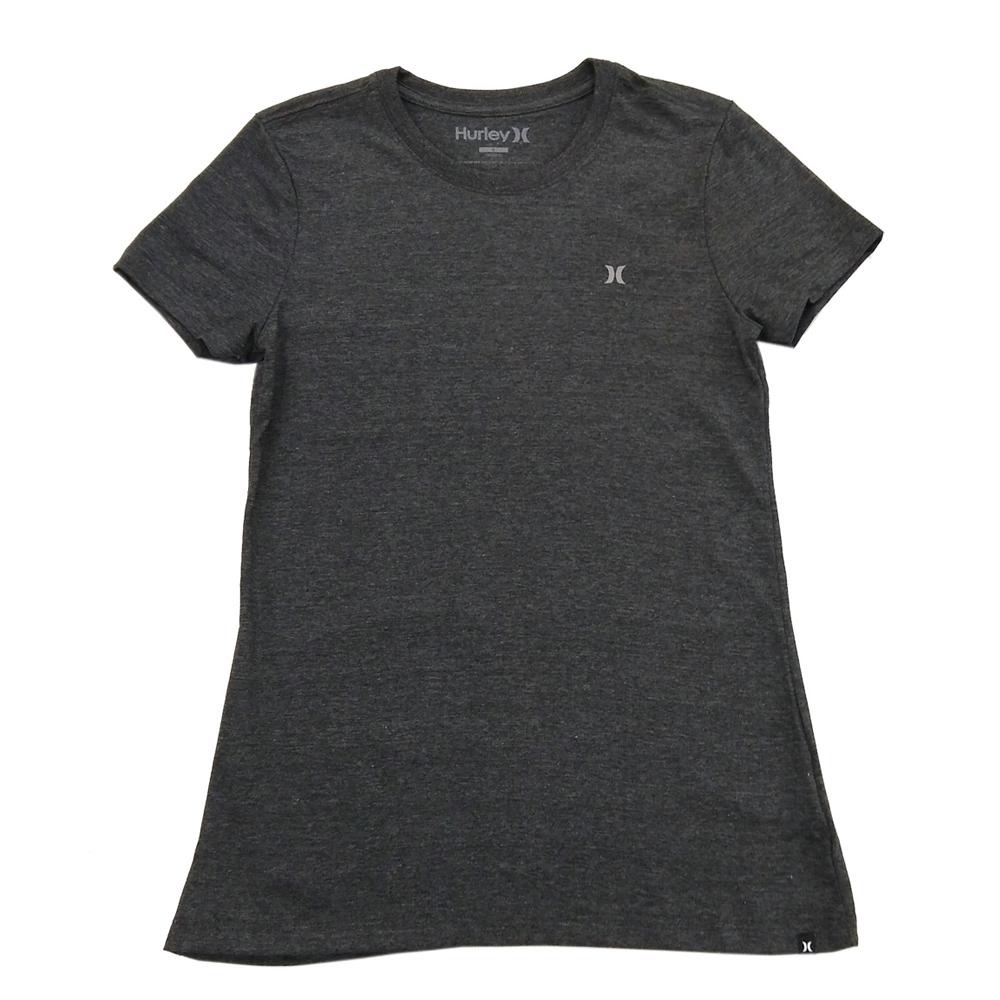 Camiseta Hurley Mini Icon Feminino Preta