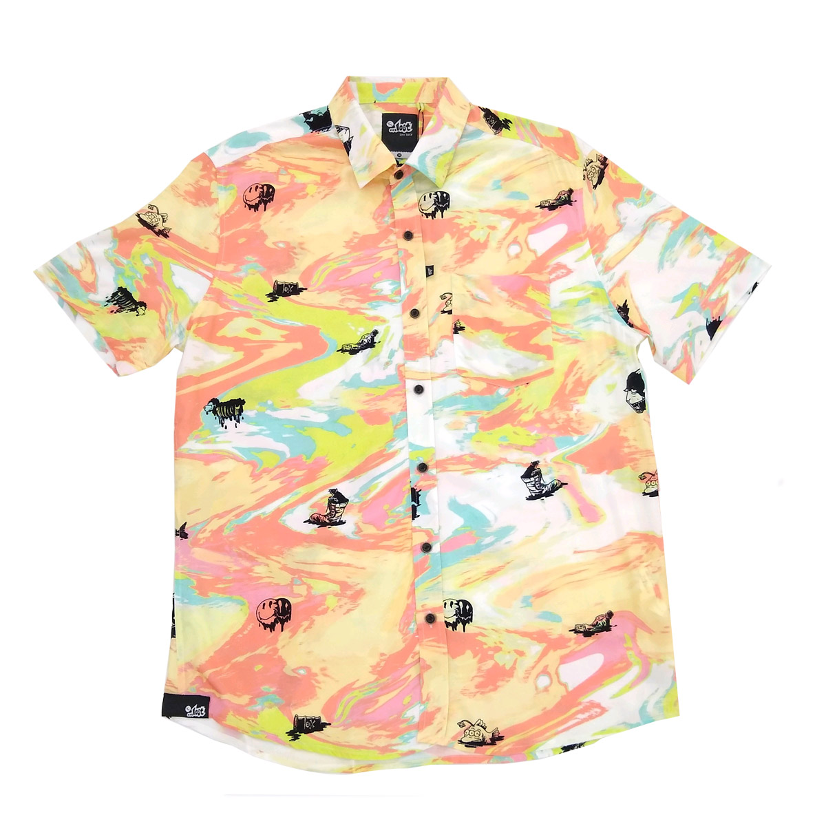 Camisa Lost Acid Surf