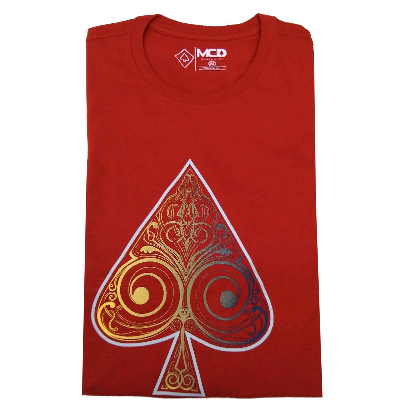 Camiseta MCD REGULAR Selo Laranja