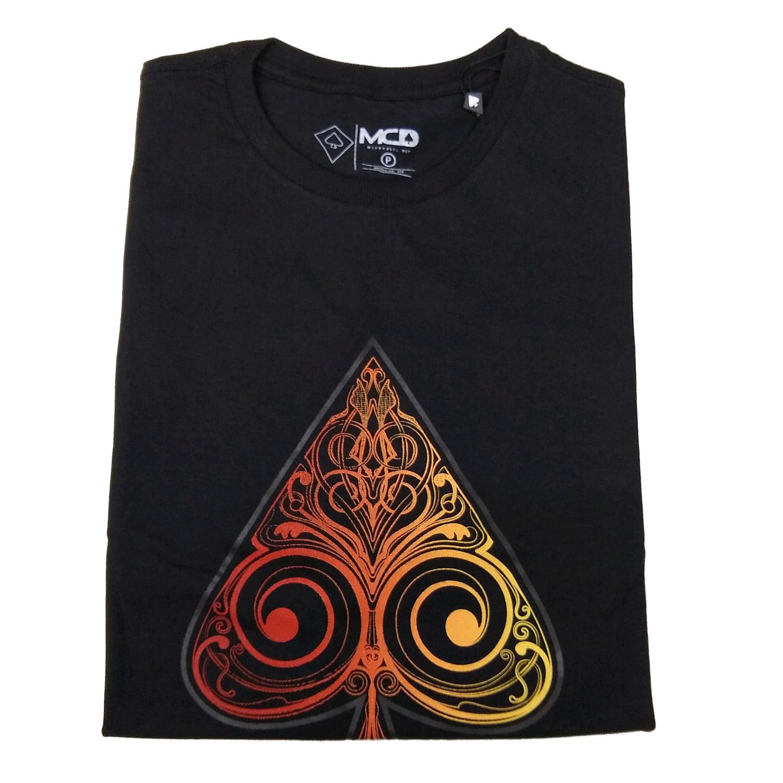 Camiseta MCD REGULAR Selo Preta