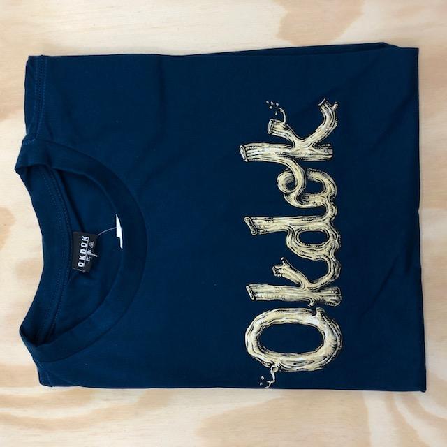 Camiseta OKDOK Classic Azul