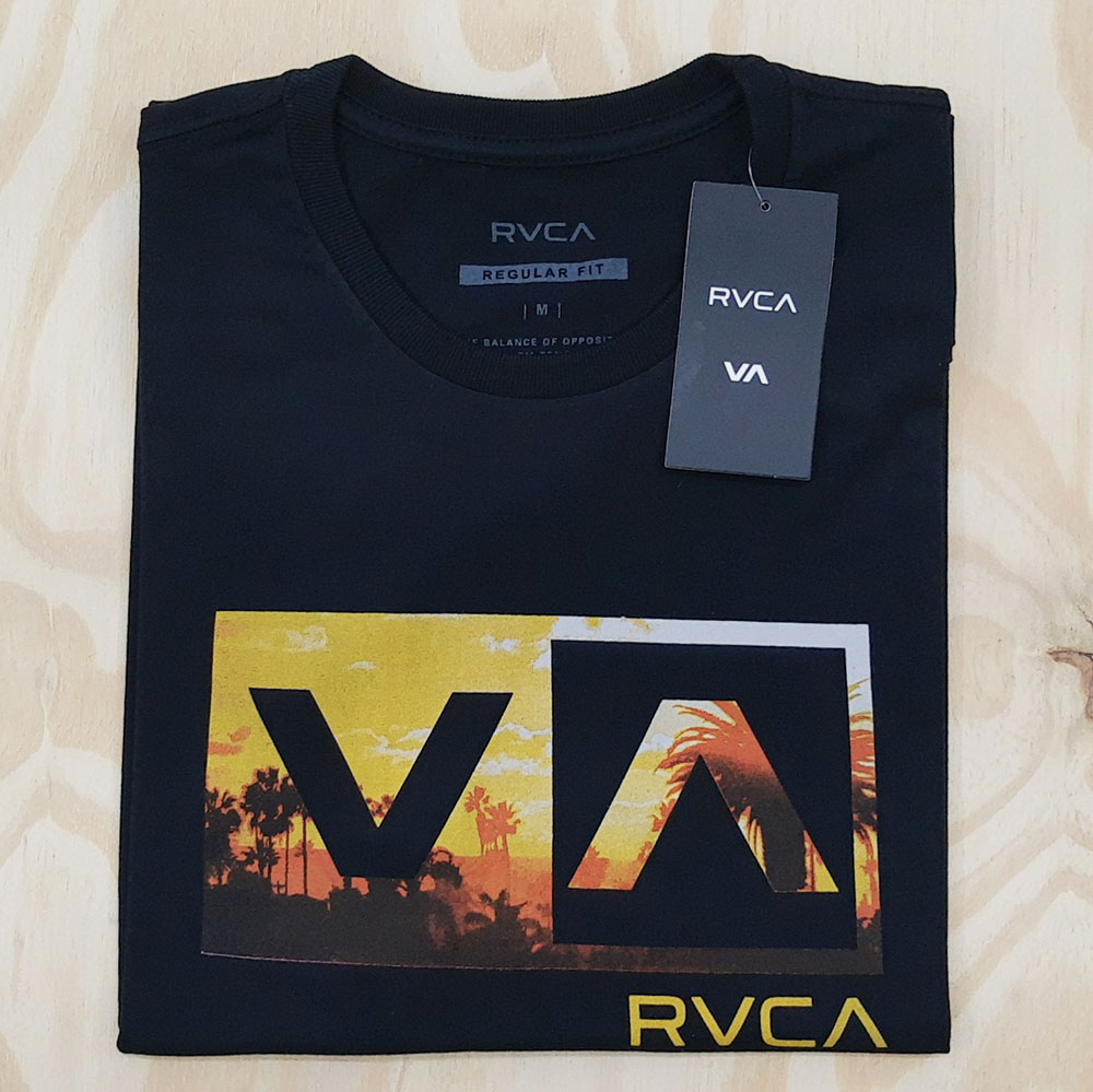 Camiseta RVCA Balance Box II