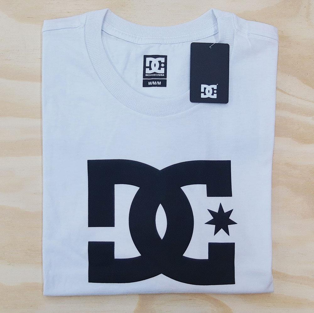 Camiseta DC Star I Branco