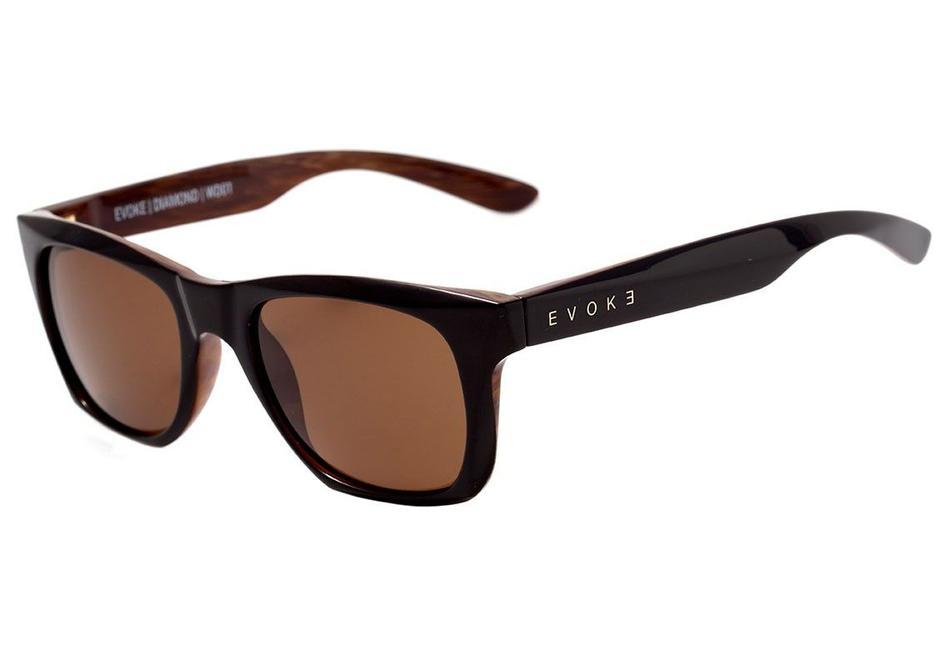 Evoke Diamond I WD01 Black Wood Shine Brown Total