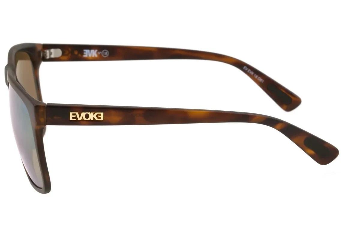 Evoke Evk 18 D01 Turtle Matte Gold Flash Gold