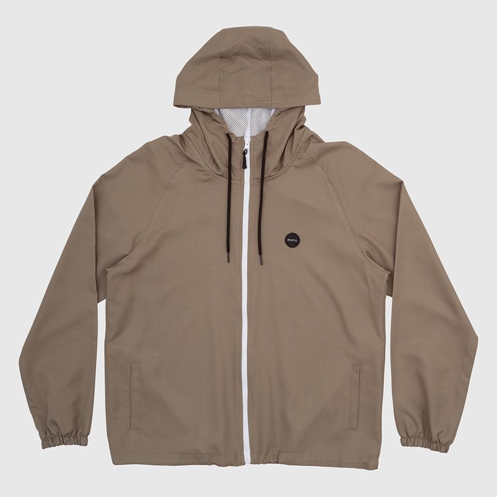 Jaqueta RVCA Corta Vento Va Hooded Zip