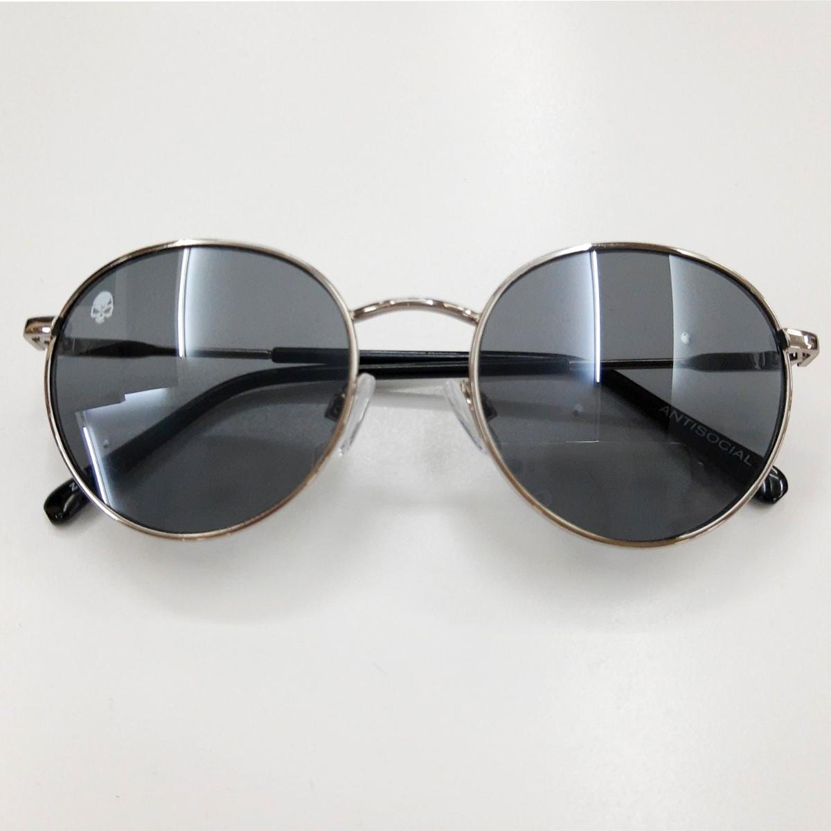 Óculos Anti Social Trestles Silver Gray