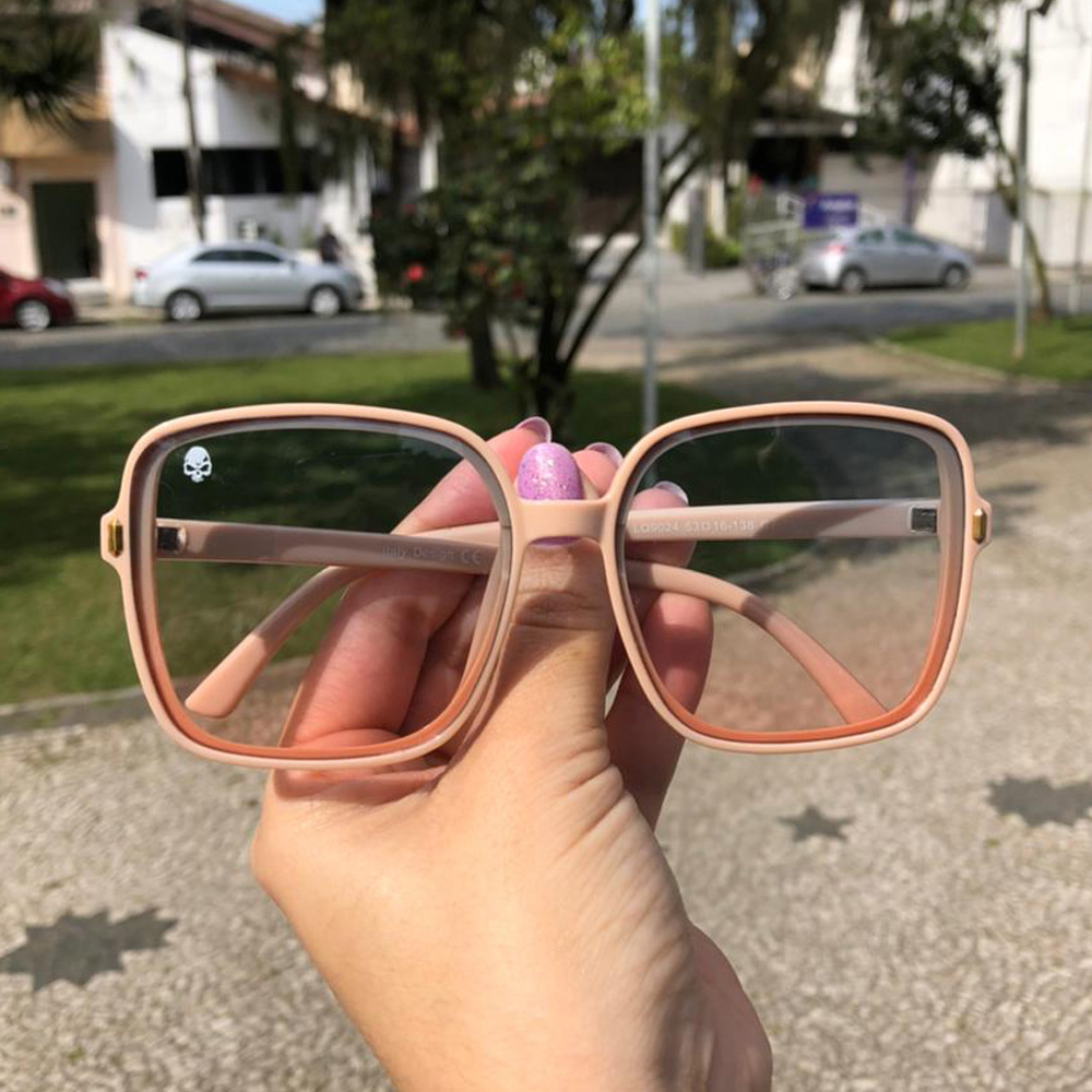 Óculos Anti Social Waikiki PInk Gradient