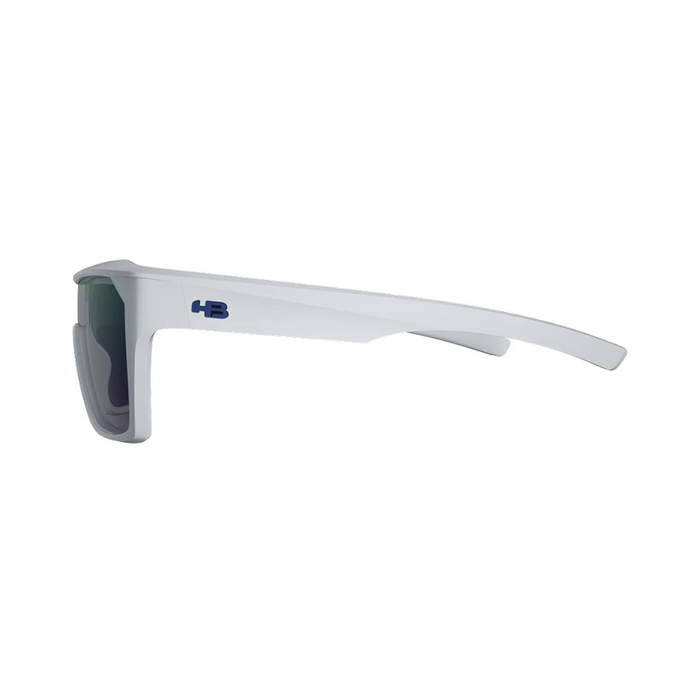 Óculos HB Carvin 2.0 Perarled White Revo Green