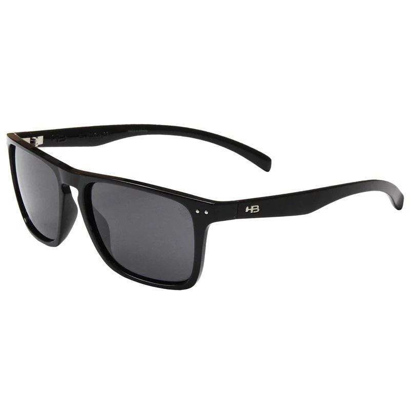 Óculos HB Cody Gloss Black Gray Lenses