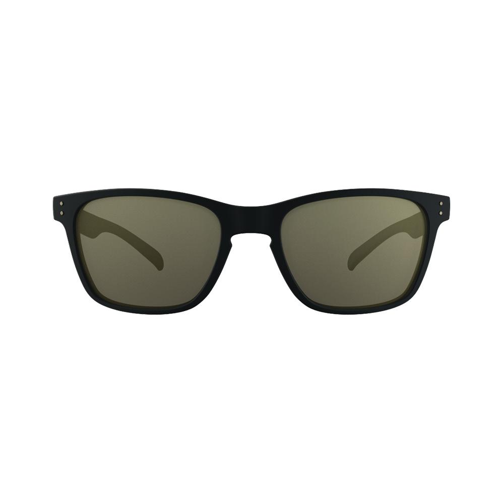 Óculos HB Gipps II Matte Black Chrome Lenses