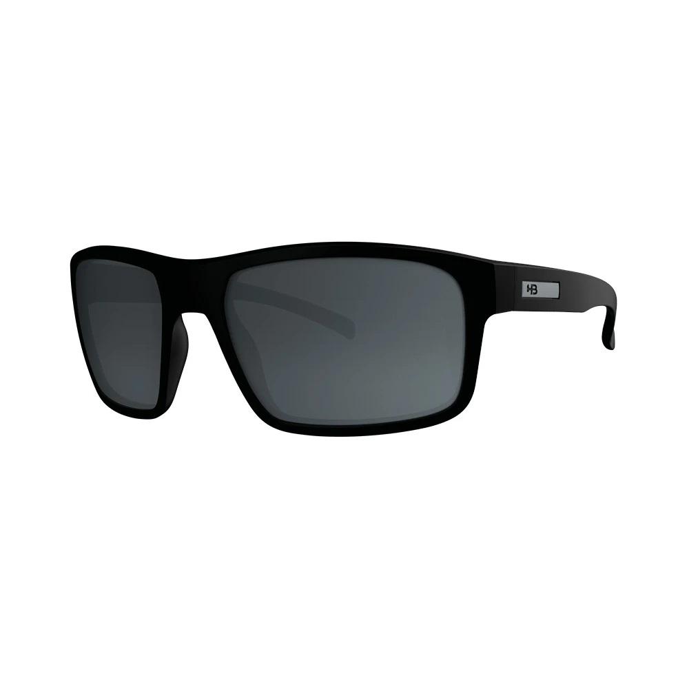 Óculos HB Overkill Matte Black Polarized D Gray