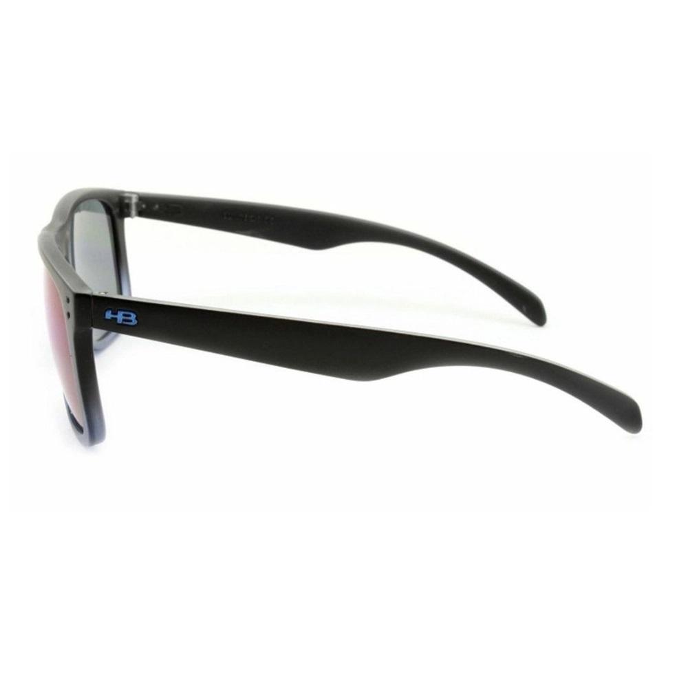 Óculos HB Ozzie Fade Black/Blue Chrome Lenses