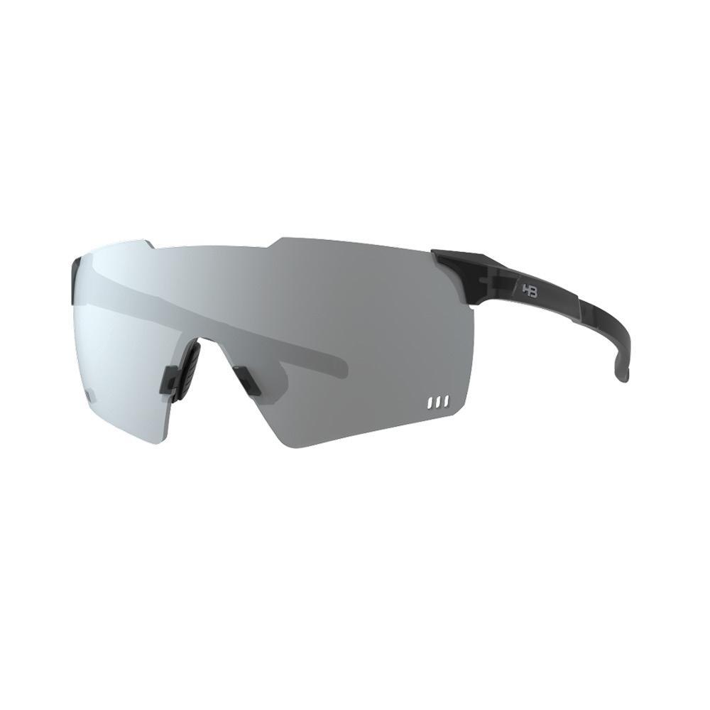 Óculos HB Quad X Matte Graphite Silver