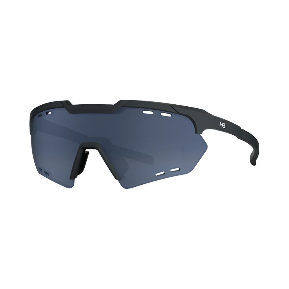 Óculos HB Shield Compac R Matte Black Gray