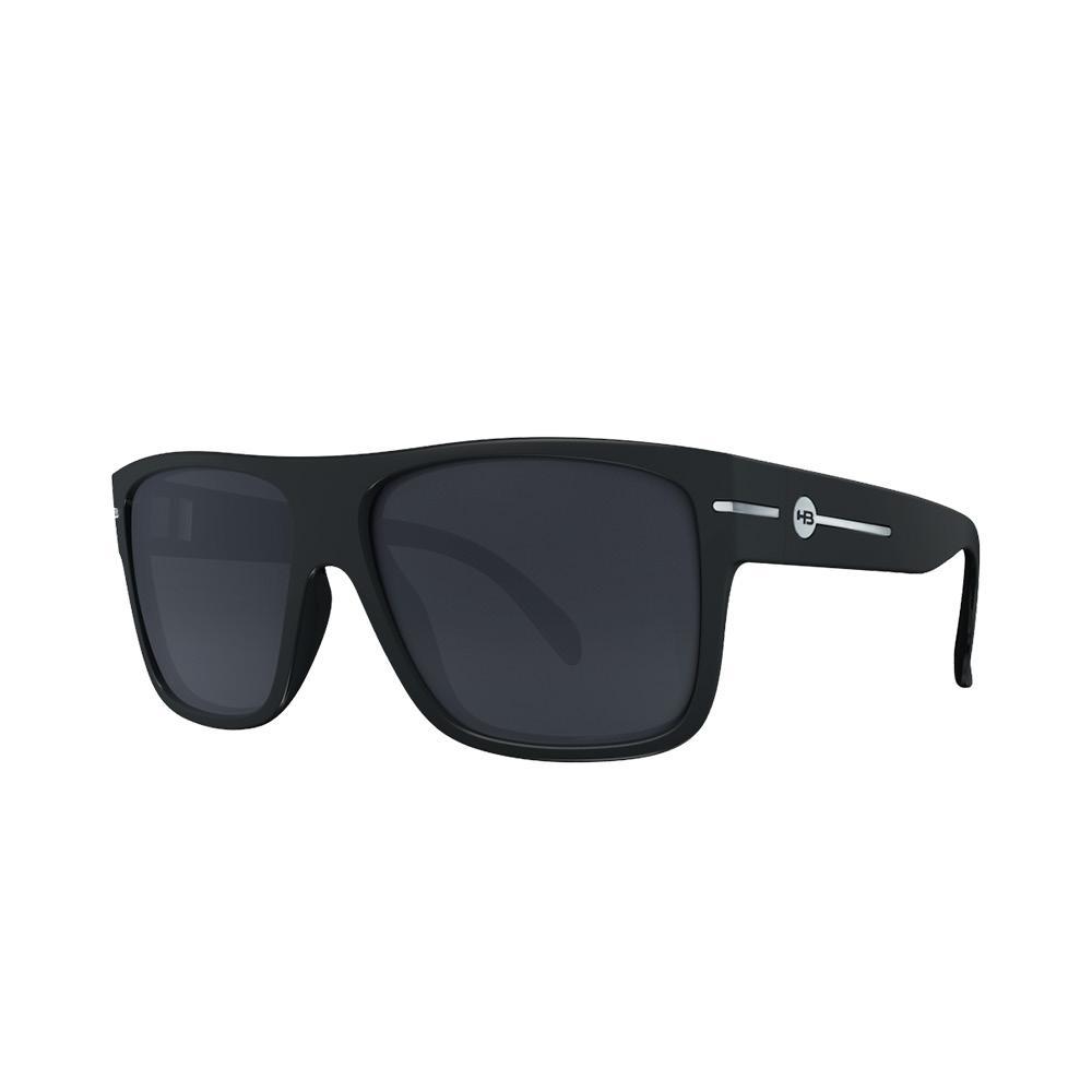 Óculos HB Would Gloss Black Gray Lenses