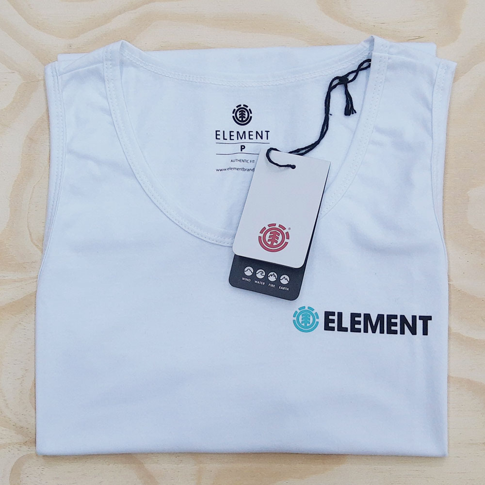 Regata Element Blazin Chest Branco
