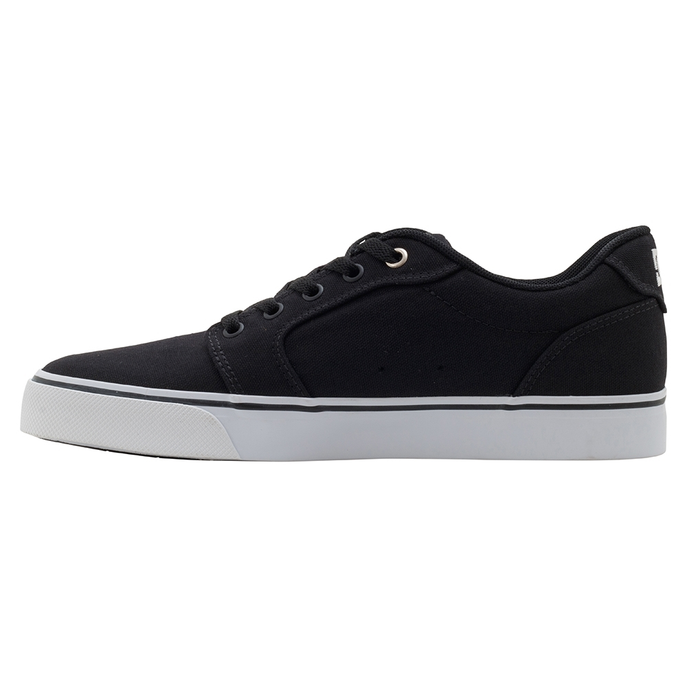 Tênis DC Anvil TX LA DC Shoes Black/White