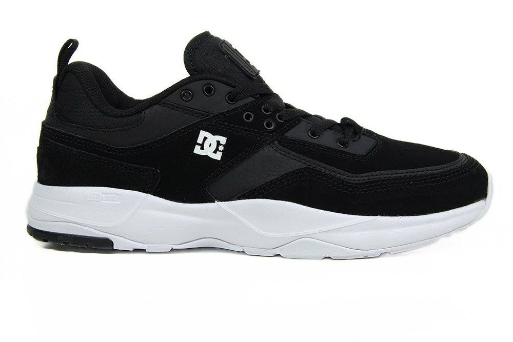 Tênis DC E.Tribeka Black/White/Black