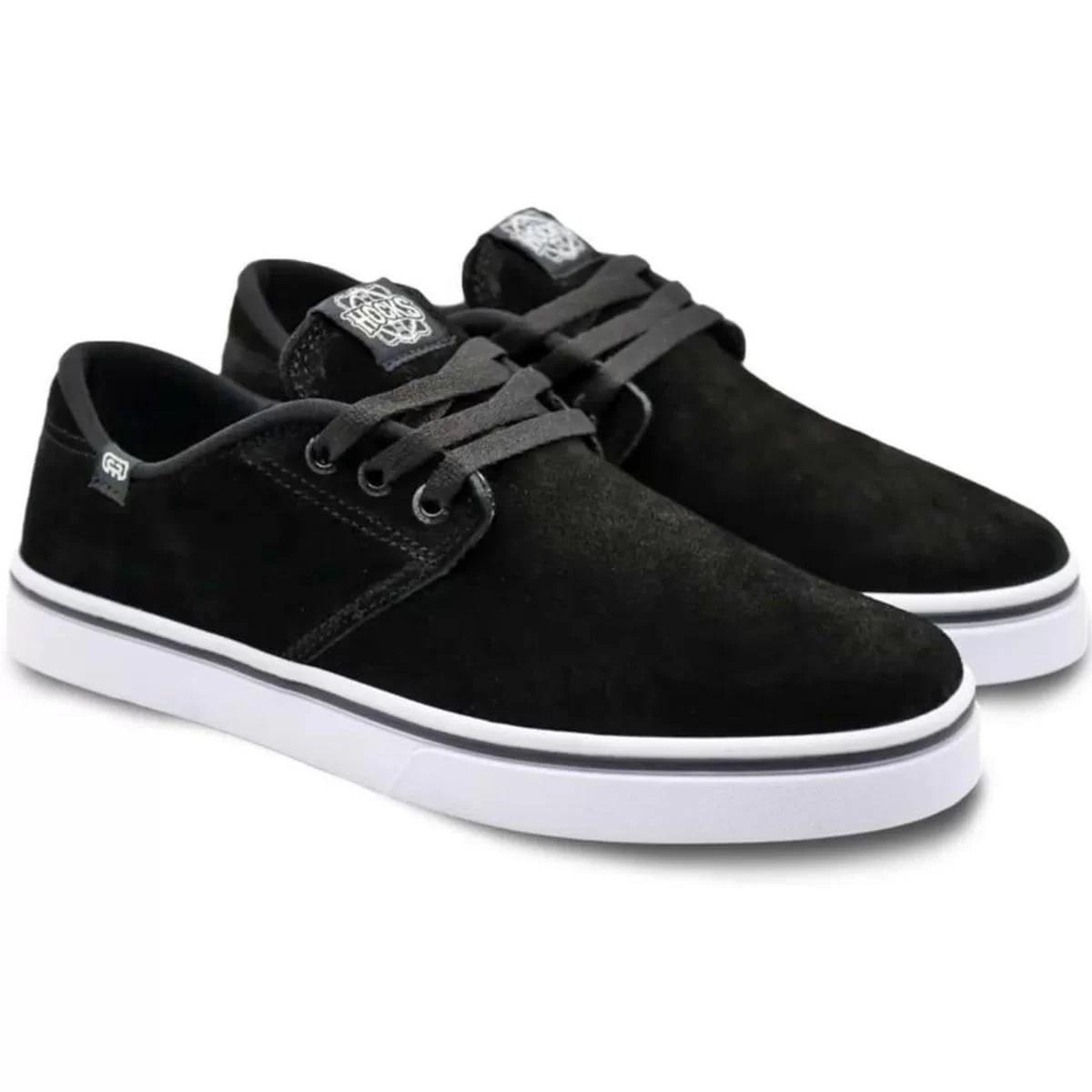 Tênis Hocks Del Mar Originals Black/White