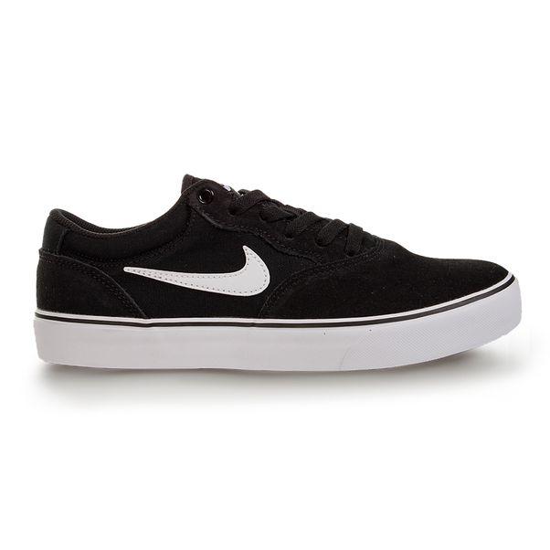 Tênis Nike SB Chron 2 Black/White