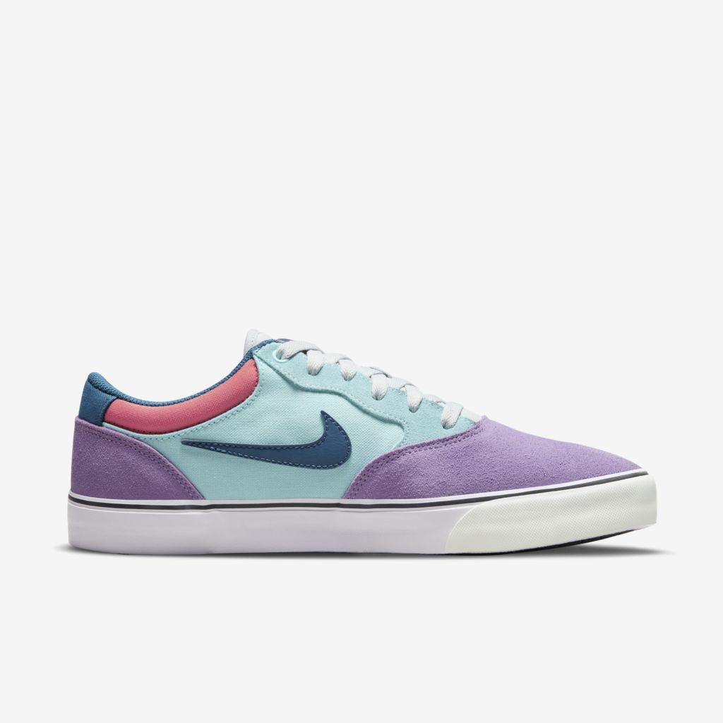 Tênis Nike SB Chron 2 Lilás Court Unissex