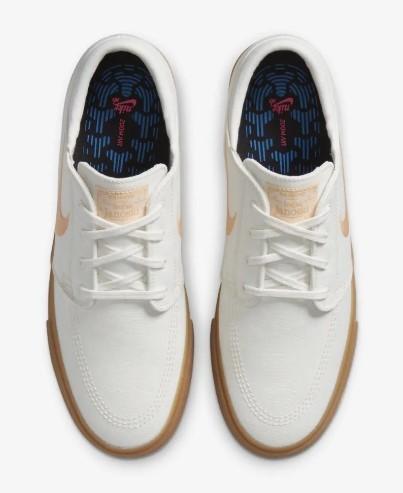 Tênis Nike SB Zoom Janoski CNVS RM BRANCO