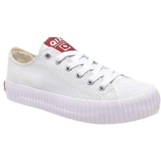 Tênis Qix Queens Branco/Branco