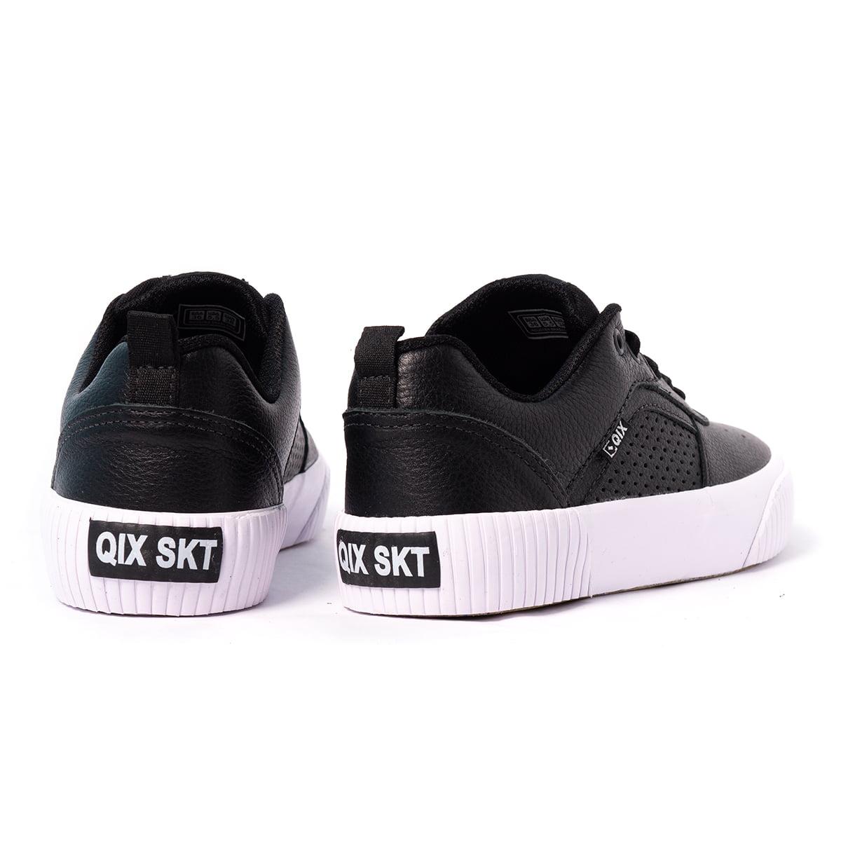 Tênis Qix Soho Preto/Branco