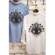 Camisa Blue Eye