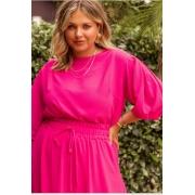 Conjunto Margareth Pink
