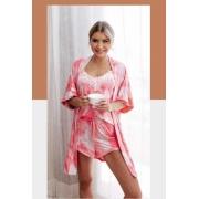 Pijama Robe tie Dye