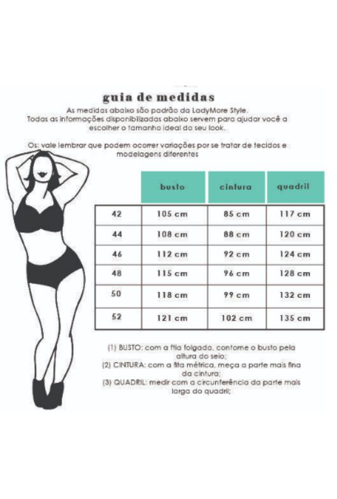 Blusa Fabiana Preta