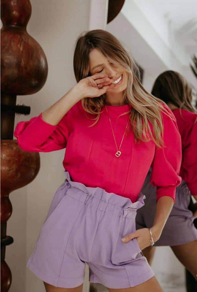 Blusa Princess Pink