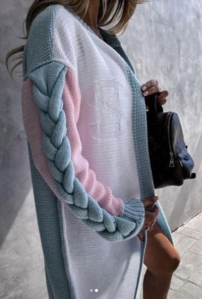 Blusa Tricot Trancado