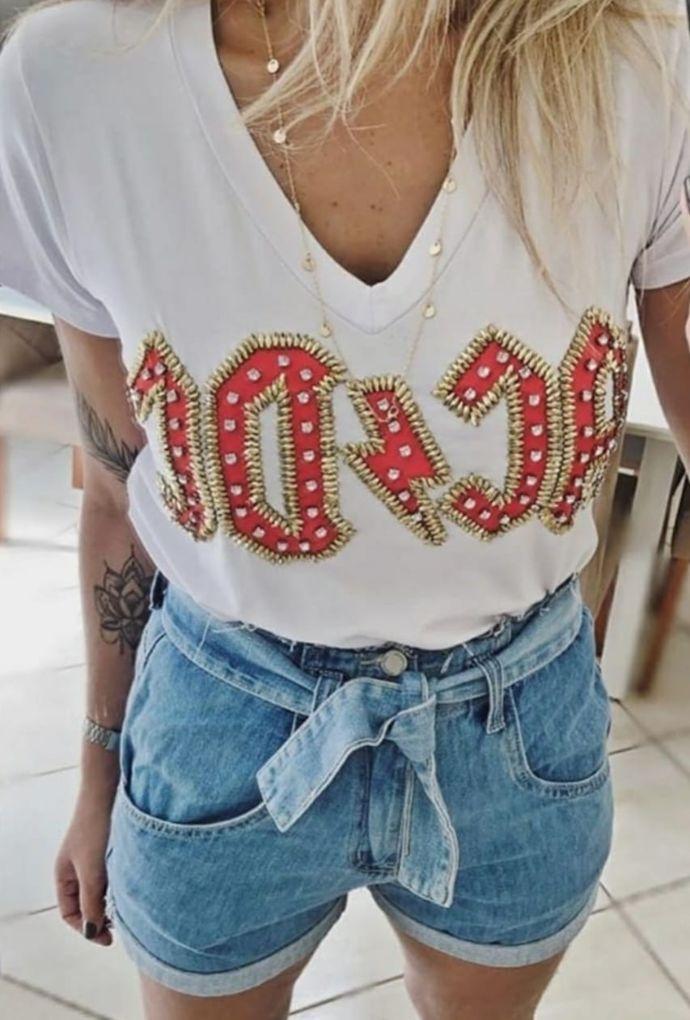 Tshirt AC DC