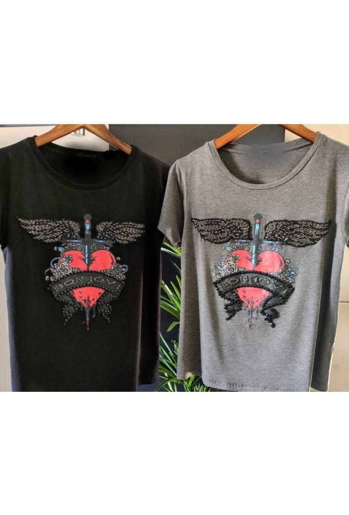Tshirt Bon Jovi