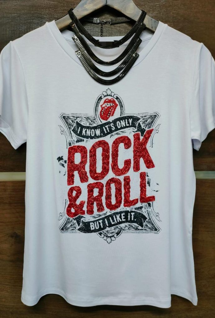 Tshirt Rock & Roll