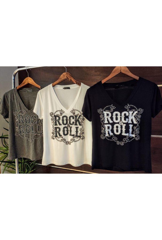 Tshirt Rock Roll